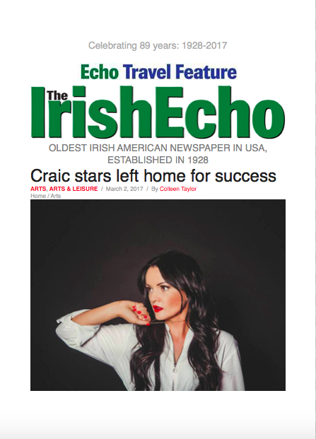 THE IRISH ECHO - PART 1
