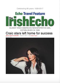 THE IRISH ECHO - PART 1