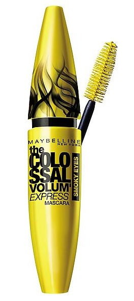 bce769e5c18 An intense, dramatic volume effect. Why it works The Colossal Smokey Eyes  Mascara by Maybelline New York has two times more black ...