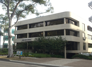 FOR LEASE - LARGE OFFICE (with FIT OUT)