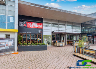 FOR LEASE: Central First Floor Space in Busy Garema Place