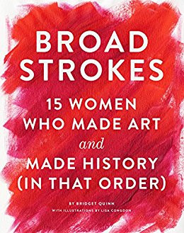 Cover to Broad Strokes.