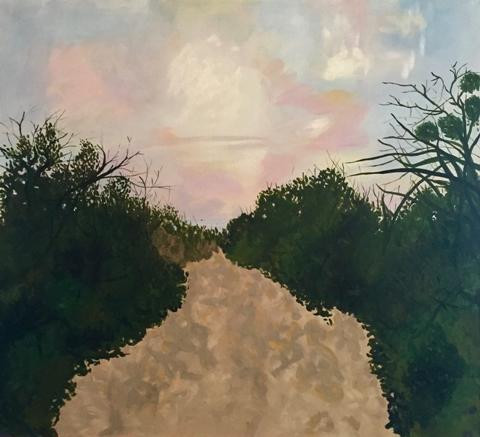 Ocean path by mary Powers Holt