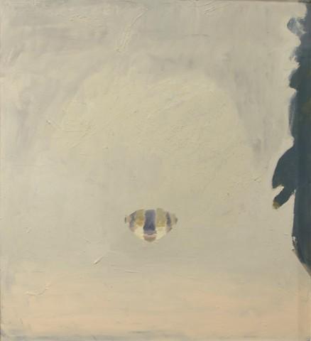 """""""Gold and Ebon Croissant"""" by Alex Cohen."""