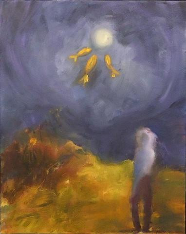 Dream of the Flying ish by Karen Rapp Bull