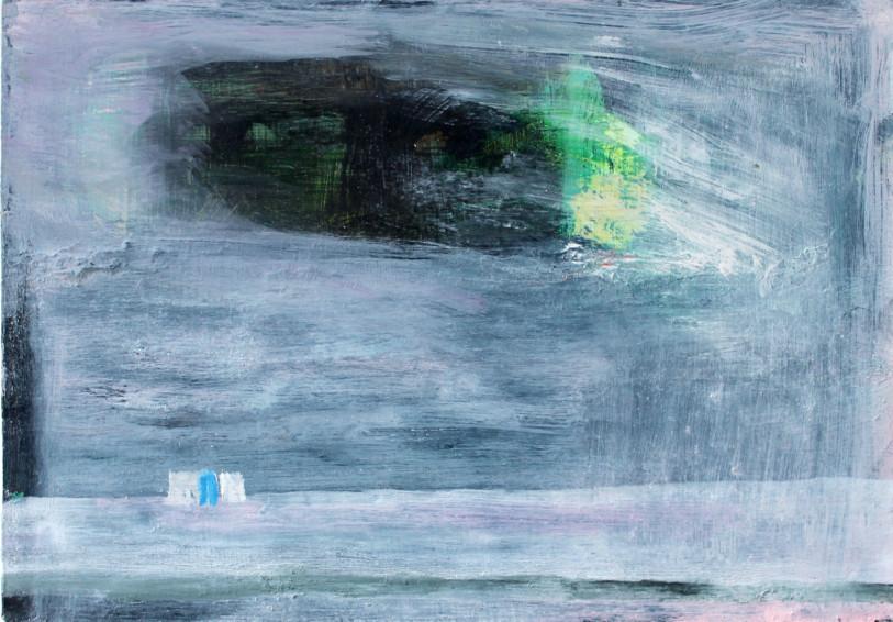 """""""Foggy Mirror"""" by Aubrey Levinthal."""