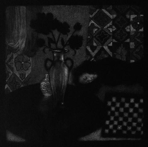 Zoe Zurad. Harmony (After Matisse).