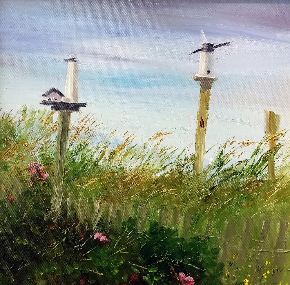 For the Birds by Susan Stefanski
