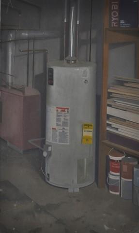 Water Heater by Chris Feiro