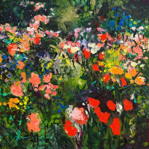 Garden by Gerry Tuten