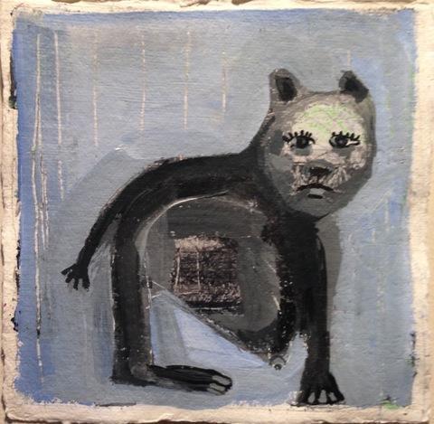 La Criatura 2 by Tilda Mann