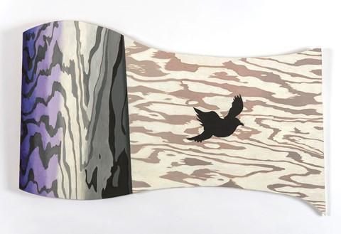 Bird in Flight by Andrea Lyons