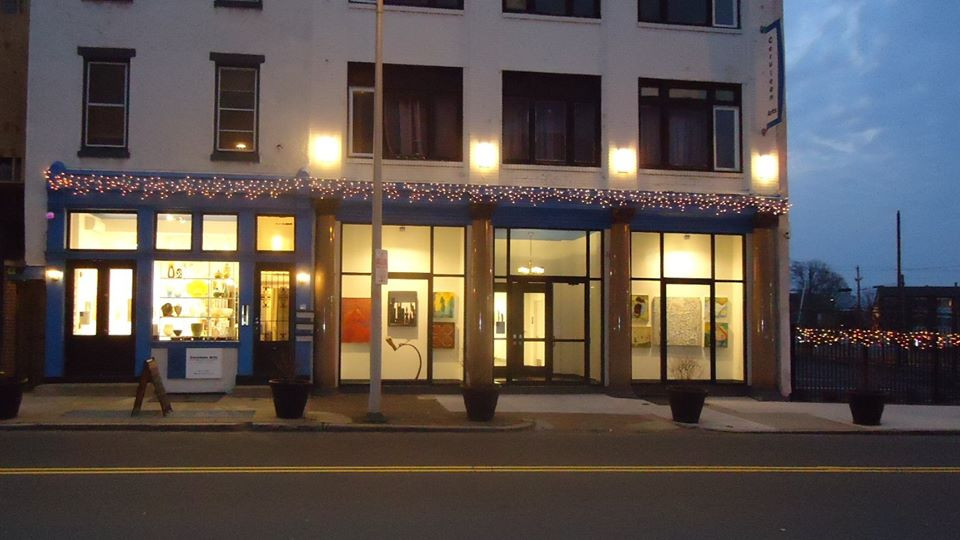 Cerulean Arts Gallery + Studio.  1355 Ridge Avenue Philadelphia, PA 19123