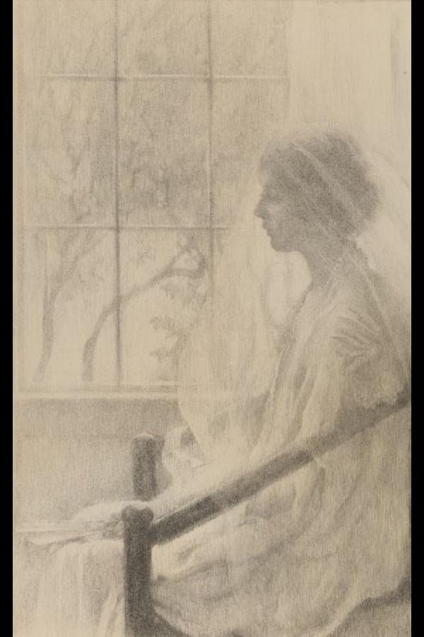 Lilian Wescott Hale.  The Veil.