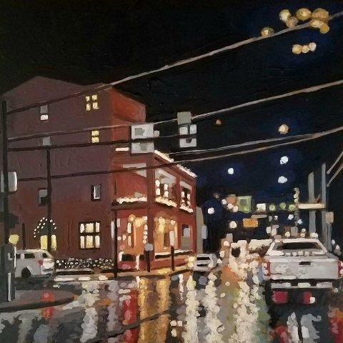 Bridge Street Crossing by Sean Carney