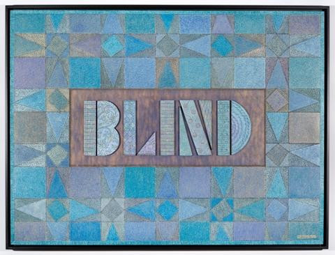 Blind by E.  Sherman Hayman.