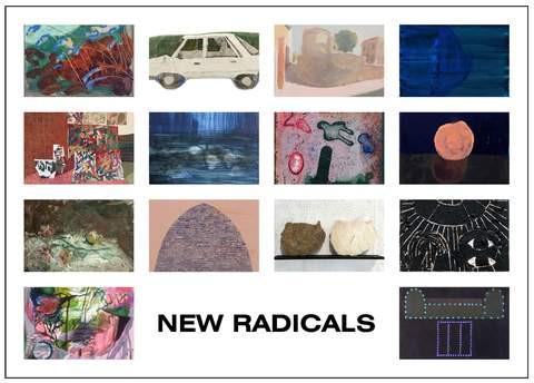"Postcard for ""New Radicals"""