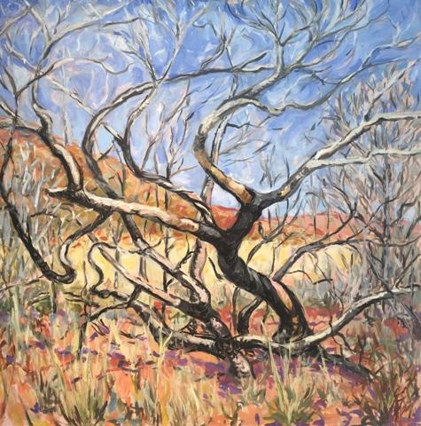 Dancing Tree by Alysa Bennett.