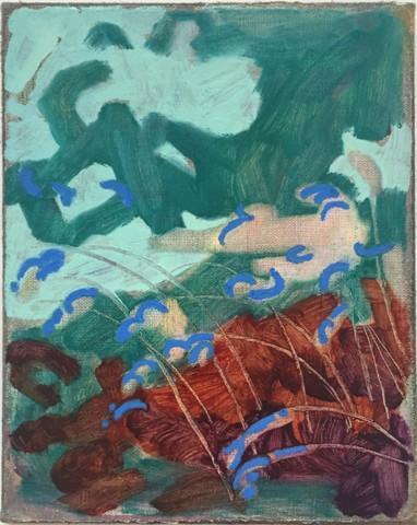 """""""Sea Oats"""" by Rebekah Callahan."""