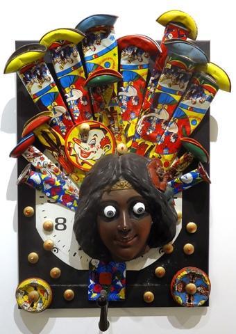 Mardi Gras by Kathleen McSherry.
