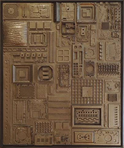 Assemblage No. 9 by Ed Kent