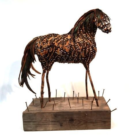 Work Horse by Alysa Bennett.