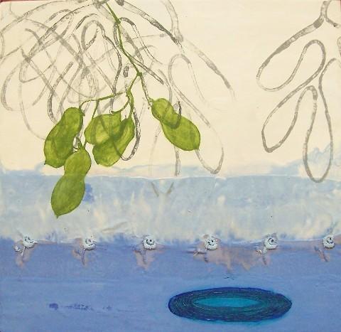 Reflecting Pool by Lisa M. Hamilton.