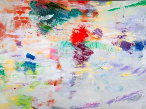 Reflective impulse by Sandra Benhaim