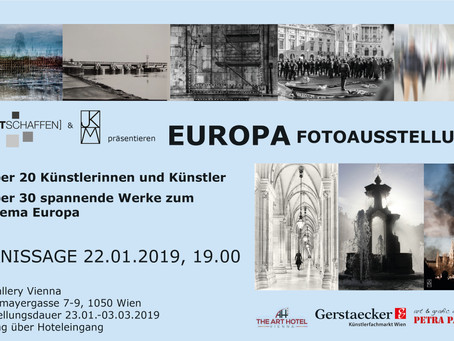 Exhibition Faces of Europe