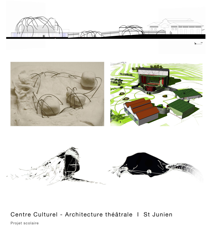 Centre Culturel à St-Junien