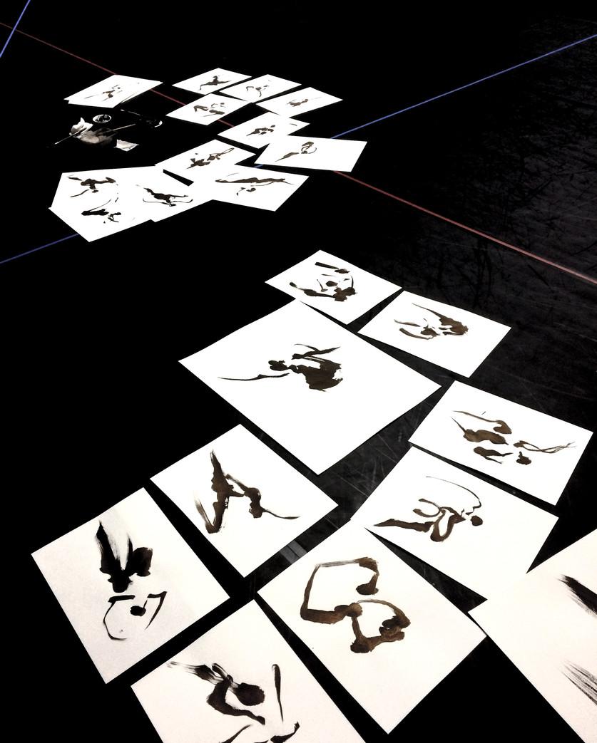 Atelier Calligraphie de mouvement