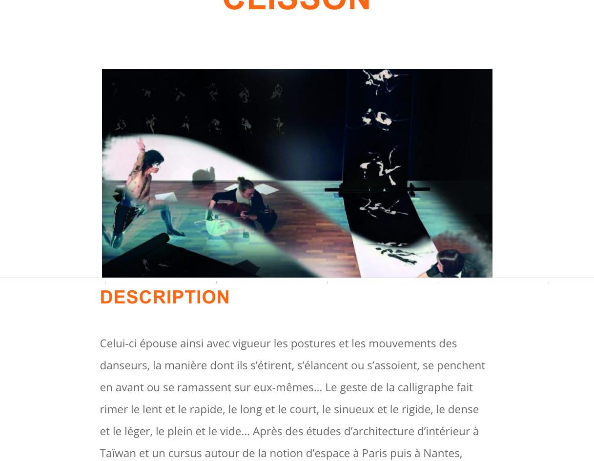 Exposition et performance_Site Vignoble de Nantes