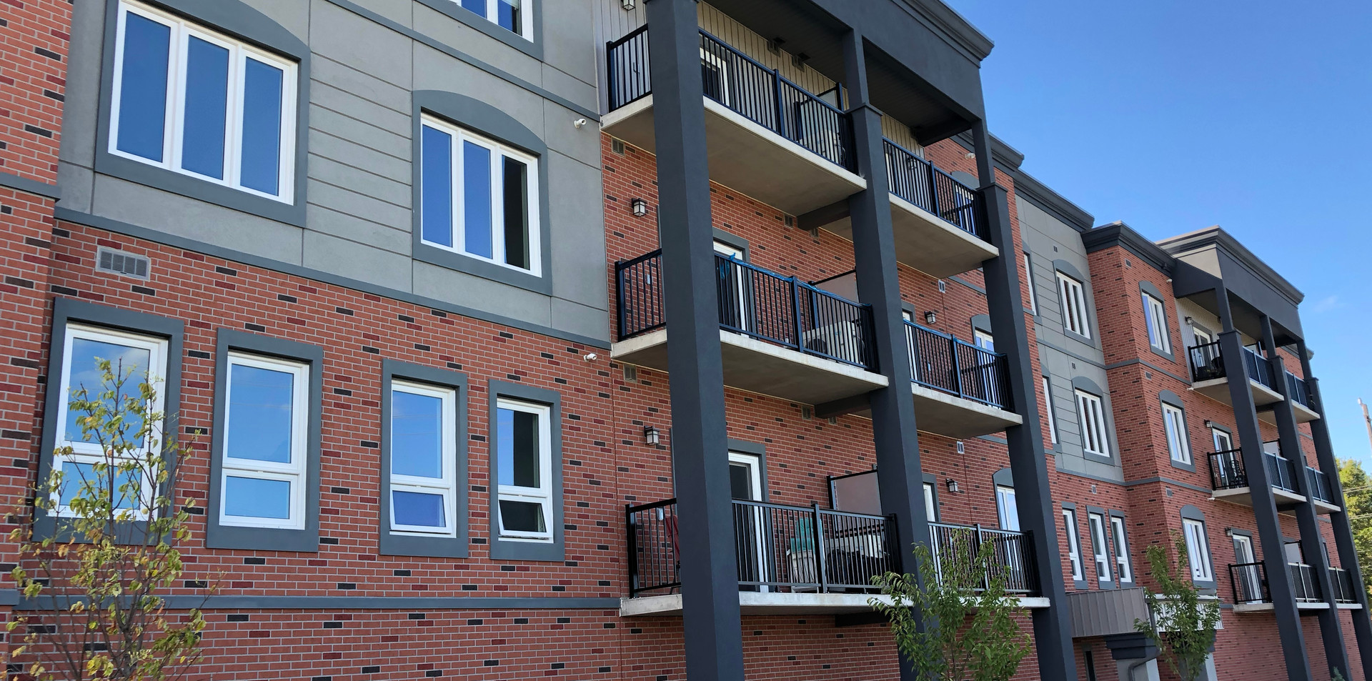 East york wall systems   patterson park condo