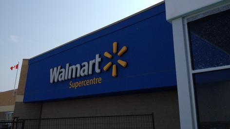 Wallmart Super Centre
