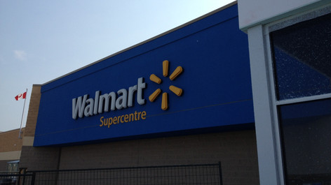 Wallmart Supercentre