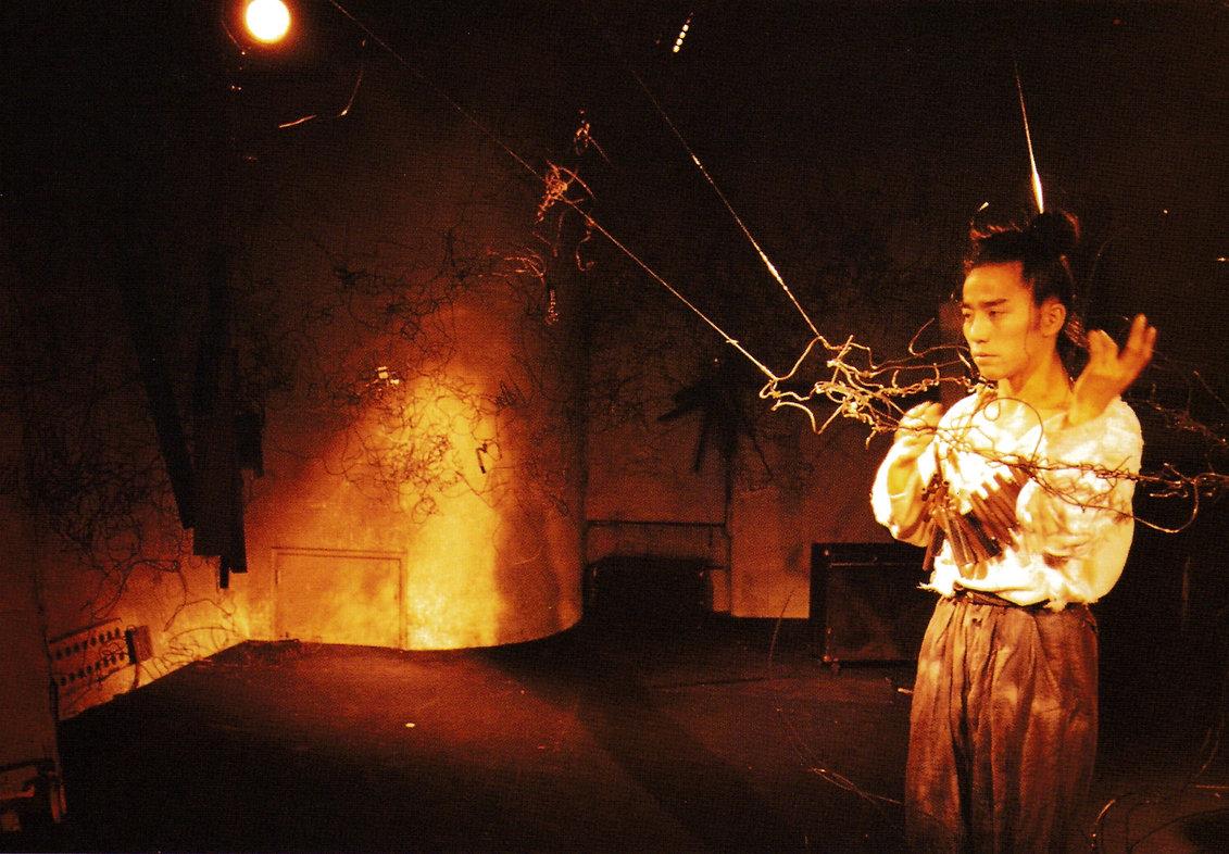 Masamichi Shibasaki Butoh Dance