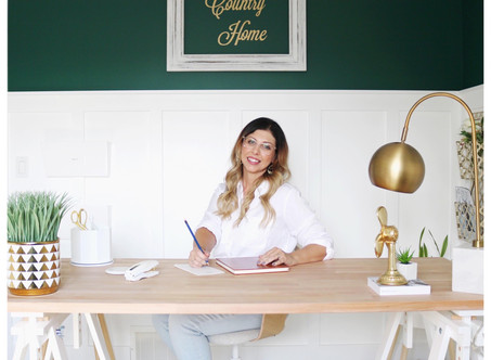 Fall Home Tour: Using Color and Texture to Create a Cozy Home