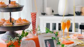 You're a Peach! 🍑-A Birthday Party Theme