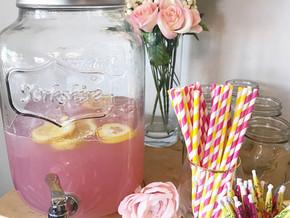 A Pink Lemonade Summer Party