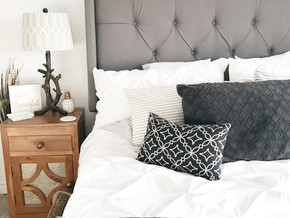My Design Philosophy: come take a look at my master suite