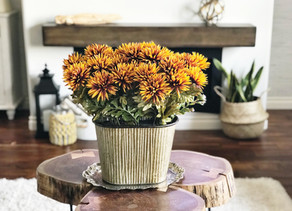 A Fall Home Tour at Wild Rose Country Home