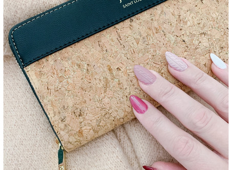 JORD'S New Line of Cork Infused Vegan Leather Accessories