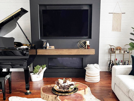 """Adding """"Blaccents"""" Around Your Home: aka- Black Accents :-)"""