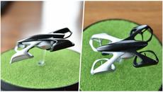 空飛ぶクルマの模型