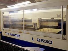 金属レーザー加工(レーザーカット)技術と施工技術のご紹介