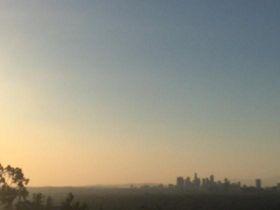 (Careful how you) Breathe in LA