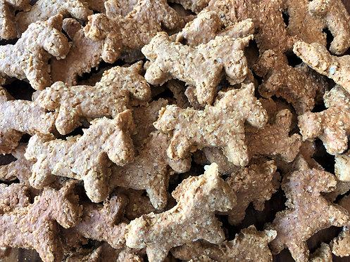 unicorn dog biscuits
