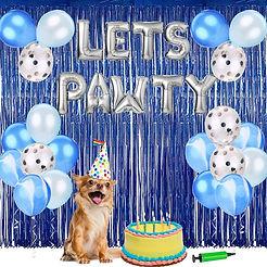 Pet-Party-Balloon-Set-Creative-Decor-Bal