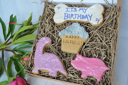 'It's my Birthday' (boys gift box)