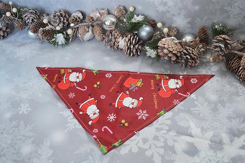 Christmas bandanas (X-Small dogs)